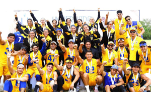 UANL wins 2019 National University Championships