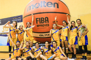 Tigres femenil de básquetbol es bronce en Universiada Nacional 2019