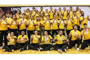 Hace UANL historia en handball en Universiada Nacional 2019