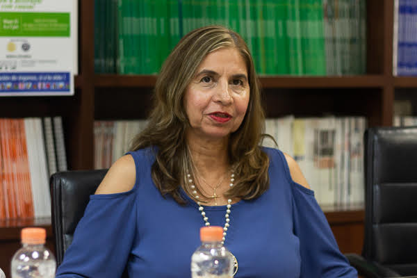 María Cabello, receptora de transplante de hígado