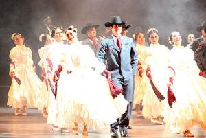 Folklore de Nuevo León en Festival Cervantino