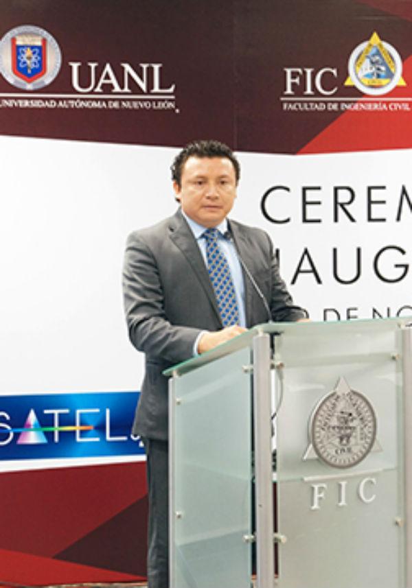 Dr. Gerardo Fajardo San Miguel, Presidente del Congreso ALCONPAT