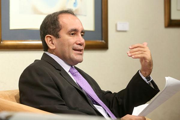 Saúl López Silva, Presidente de la Asociación Mexicana de Bioseguridad (AMEXBIO).