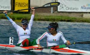 Actividad kayakistas de la UANL