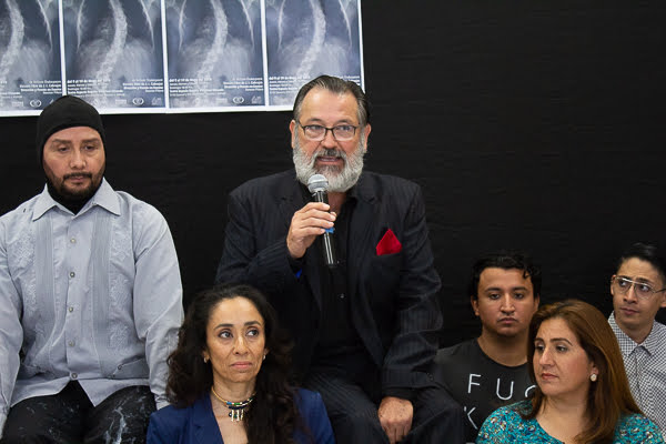 Juan Benavides, actor invitado