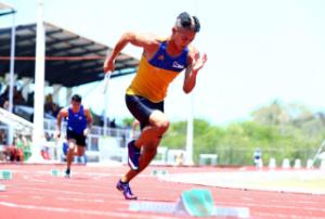 Atletas de oro en la UADY 2019