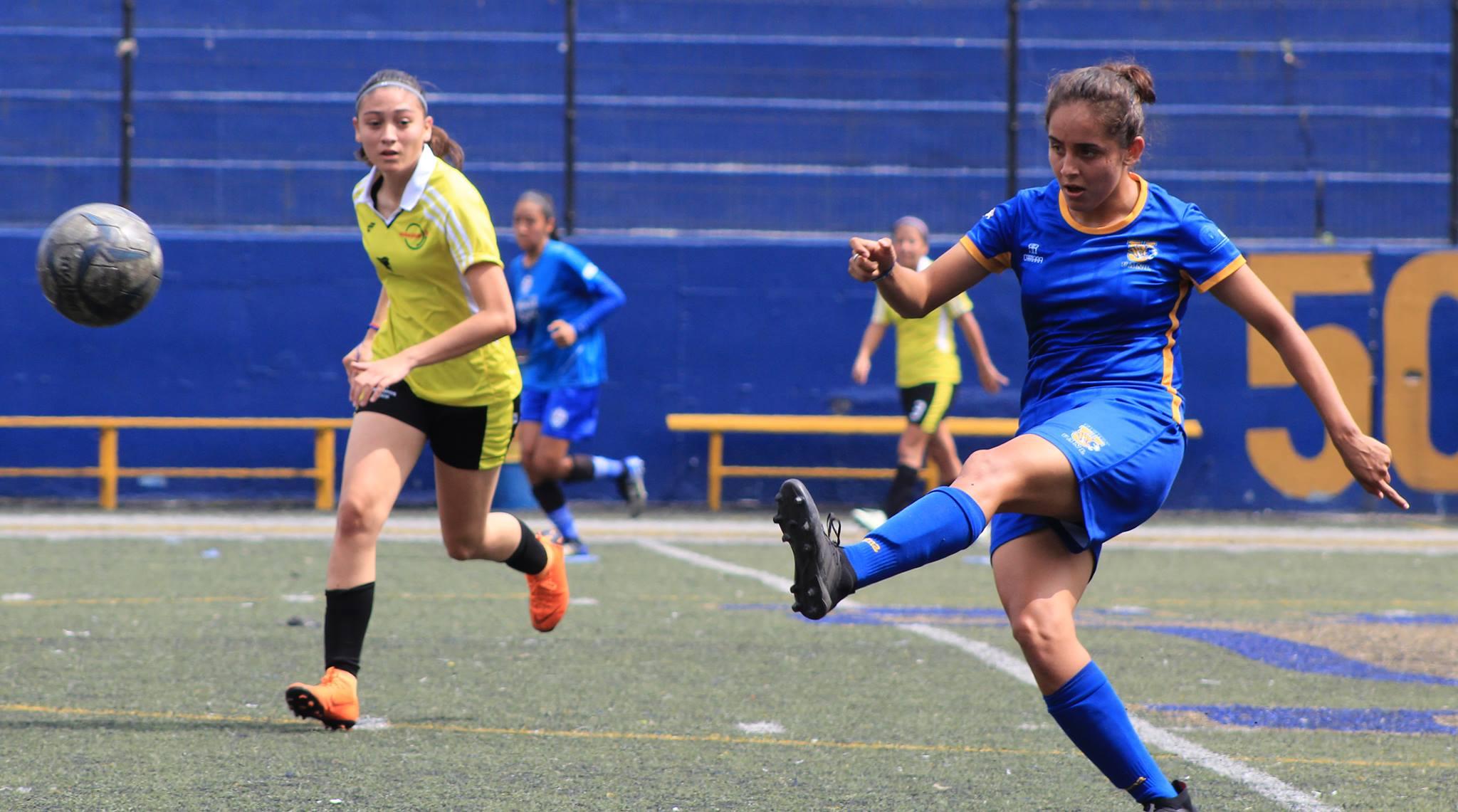 Karen Cano, de Tigres futbol soccer