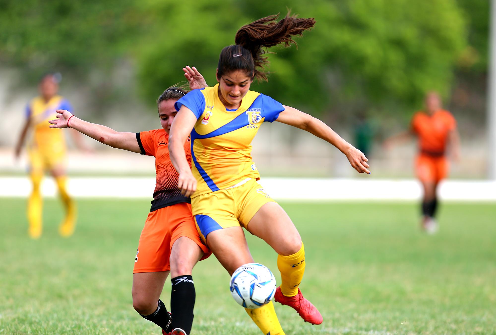 Tigres femenil de Voleibol y Fútbol a Universiada Mundial
