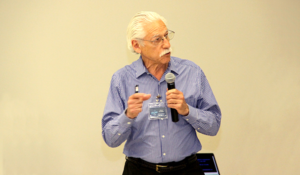 Alfred Anzaldúa, Subdirector de Relaciones Internacionales de la National Space Society