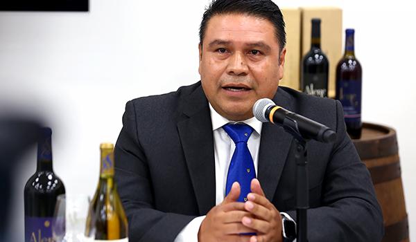 Nelson Manzanares Miranda, Director del Centro de Investigación en Producción Agropecuaria de la UANL