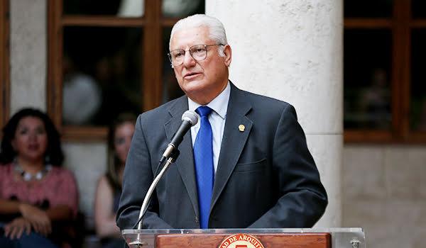 Raúl Cepeda Badillo, Director de Construcción y Mantenimiento de la UANL