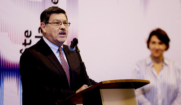 Rogelio Garza Rivera, Rector de la UANL