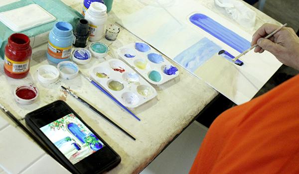 UANL realiza talleres de arte para todas las edades