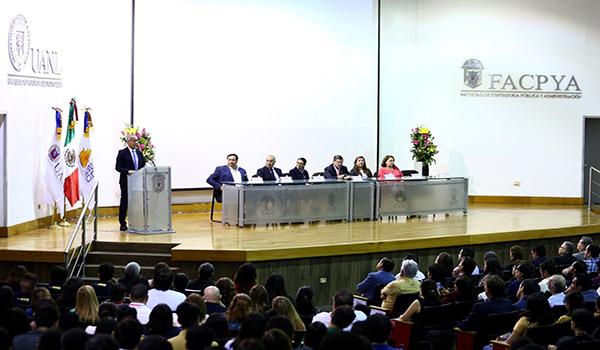 El Rector Rogelio Garza presidió la clausura del Provericyt UANL 2019