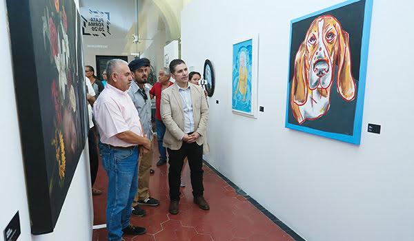 Recorrido por las obras exhibidas en el Festival Árido