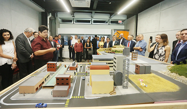 Horno3 Museum showcases cutting edge industrial technology to students