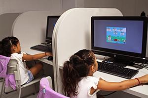 Aprenden y se divierten en verano tecnológico