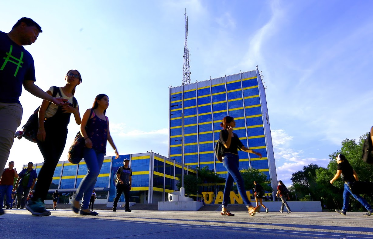 UANL has an estimated 206 thousand students, which makes it the third biggest university in Mexico.