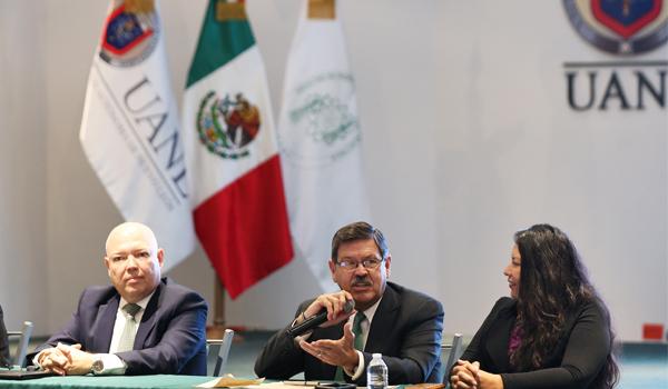 El Rector Rogelio Garza presidió la instalación del Consejo Consultivo para la Inclusión de la FIME