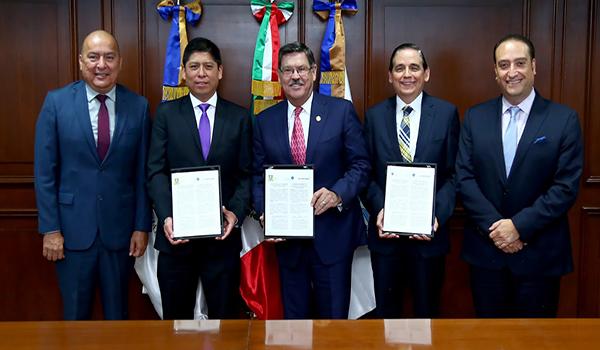 Empresa Fortinet, líder en el sector en México y Latinoamérica