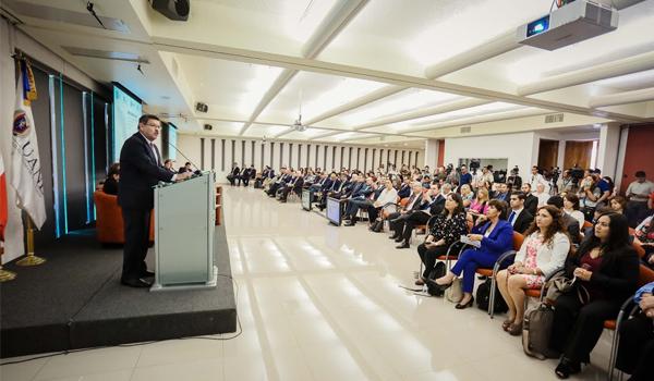 """La UANL fue la sede del quinto y último foro regional """"Hacia una Nueva Ley General de Ciencia y Tecnología"""""""