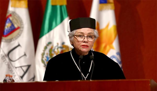 Entre las funciones de la H. Junta de Gobierno destaca el designar al Rector de la UANL