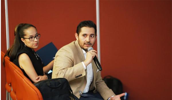 Subdirector de Repositorios de Ciencia Abierta del Conacyt, Arturo Garduño Magaña