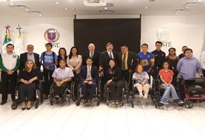 Instalan consejo para la inclusión en la UANL