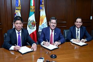 UANL y Fortinet pactan acuerdo para combatir ciberataques
