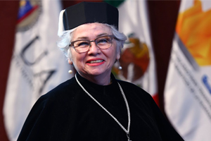 Ingresa Cristina Rodríguez a Junta de Gobierno UANL