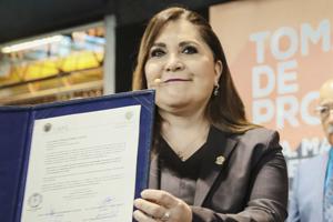 Teresa Ledezma dirigirá FARQ por un segundo periodo