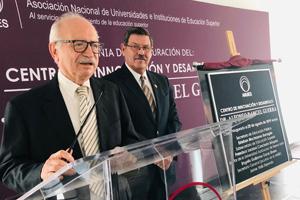 Rinde ANUIES homenaje a Alfonso Rangel Guerra