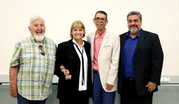 Ganadores Premio UANL a las Artes 2019