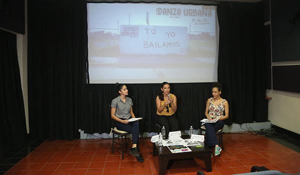 El anuncio del festival se realizó en el Colegio Civil Centro Cultural Universitario