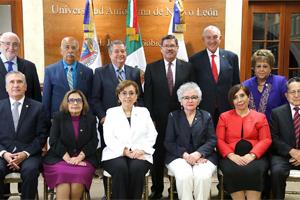 Junta de Gobierno da bienvenida a Cristina Rodríguez