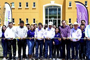 UANL inaugura edificio de dormitorios en Unidad La Ascensión