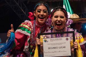 UANL coloca a México en Campeonato Mundial de Danzas Folklóricas