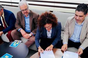 UANL refrenda convenios con universidades españolas