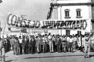 Cumple UANL 50 años de autonomía