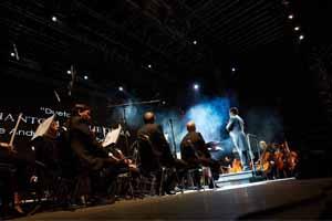 El Broadway de Orquesta que encantó a miles