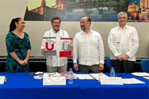 Recibe UANL reconocimiento por campeonato en Universiada Nacional 2019