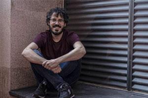 Emilio Sánchez Mediavilla, ganador del Premio de Crónica Anagrama-UANL