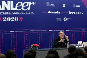 Alberto Ruy Sánchez: deshilando la historia