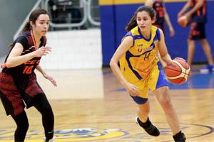 Basquetbol 3×3 femenil gana ronda estatal rumbo a la Universiada 2020