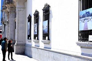 Recobran fotos historia de Colegio Civil