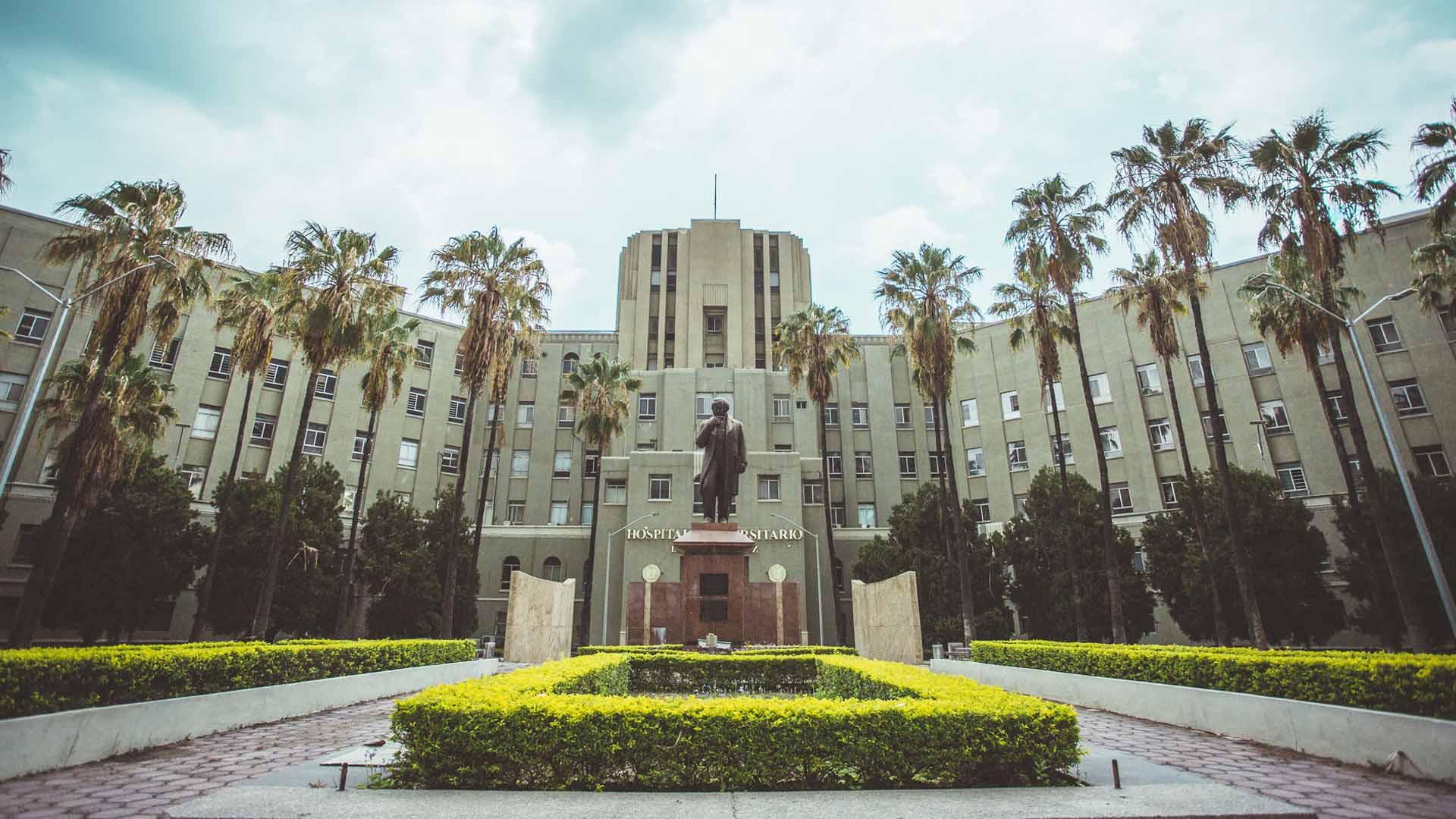 Es Hospital Universitario uno de los 5 mejor equipados en México