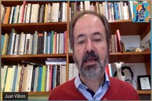Literatura y medicina avanzan juntas.- Juan Villoro