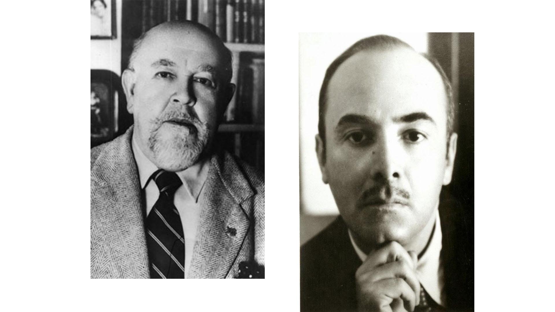 Reyes y Pellicer: infatigables intelectuales modernos