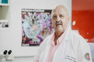Vacuna de tuberculosis nos ayuda contra COVID-19: Reyes Tamez