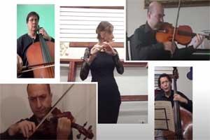 Lleva OSUANL conciertos a redes sociales